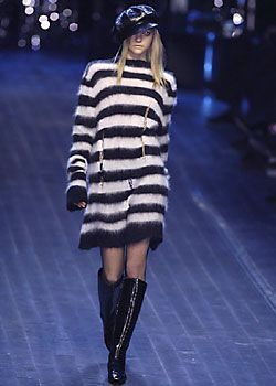 Christian Dior Fall 2005 Ready-to-Wear Collections 0001