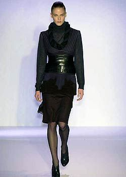 Jonathan Saunders Fall 2005 Ready-to-Wear Collections 0001
