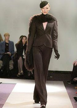 Jasper Conran Fall 2005 Ready-to-Wear Collections 0001
