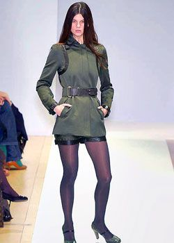 Emma Cook Fall 2005 Ready-to-Wear Collections 0001