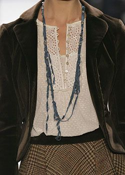 Rebecca Taylor Fall 2005 Ready-to-Wear Detail 0001