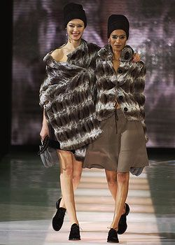 Emporio Armani Fall 2005 Ready-to-Wear Collections 0001