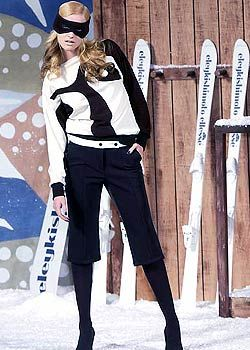eleykishimoto ellesse Fall 2005 Ready-to-Wear Collections 0001