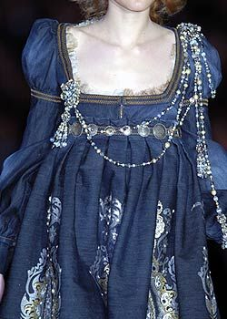 Just Cavalli Fall 2005 Ready-to-Wear Detail 0001