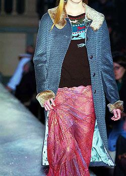 FrostFrench Fall 2005 Ready-to-Wear Detail 0001