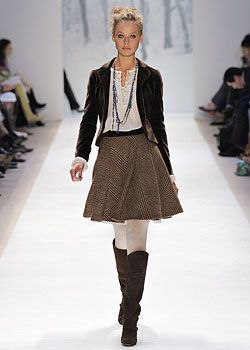 Rebecca Taylor Fall 2005 Ready-to-Wear Collections 0001