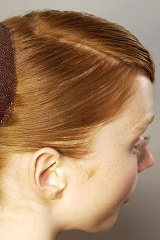 Hair, Ear, Cheek, Hairstyle, Skin, Forehead, Eyebrow, Eyelash, Style, Organ,