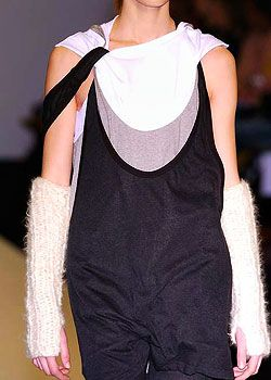 Jens Laugesen Fall 2005 Ready-to-Wear Detail 0001