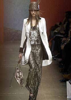 Pollini Fall 2005 Ready-to-Wear Collections 0001