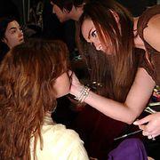 Byblos Fall 2005 Ready-to-Wear Backstage 0001