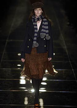 Burberry Prorsum Fall 2005 Ready-to-Wear Collections 0001