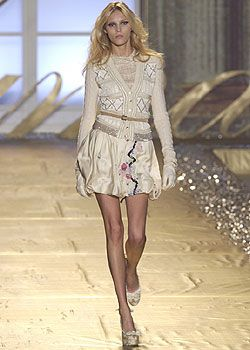 Blumarine Fall 2005 Ready-to-Wear Collections 0001