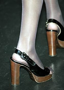 Miu Miu Fall 2005 Ready-to-Wear Detail 0001