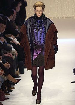 Fendi Fall 2005 Ready-to-Wear Collections 0001