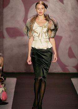 Milly Fall 2005 Ready-to-Wear Collections 0001