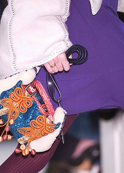 Fendi Fall 2005 Ready-to-Wear Detail 0001