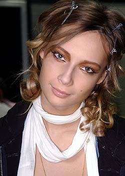 Trend les Copains Fall 2005 Ready-to-Wear Backstage 0001