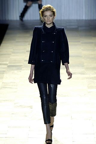 Zac Posen Fall 2006 Ready-to-Wear Collections 0001