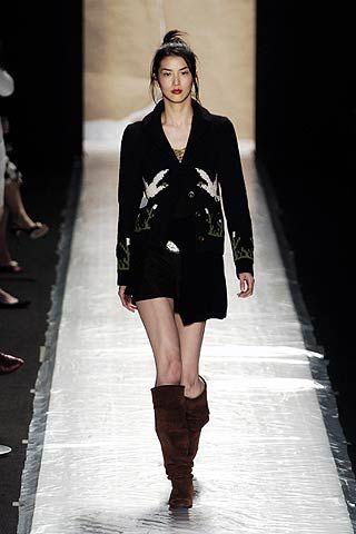 Diane von Furstenberg Fall 2006 Ready-to-Wear Collections 0001