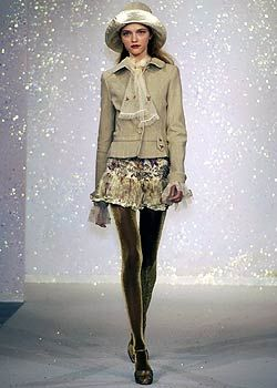 Luisa Beccaria Fall 2005 Ready-to-Wear Collections 0001