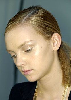 Balenciaga Fall 2005 Ready-to-Wear Backstage 0001