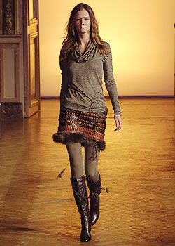 Sophia Kokosalaki Fall 2005 Ready-to-Wear Collections 0001