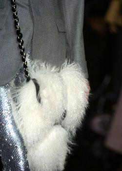 Jean Paul Gaultier Fall 2005 Ready-to-Wear Detail 0001