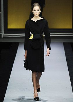 Emanuel Ungaro Fall 2005 Ready-to-Wear Collections 0001