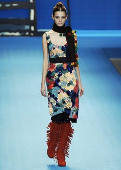 Cacharel Fall 2005 Ready-to-Wear Collections 0001