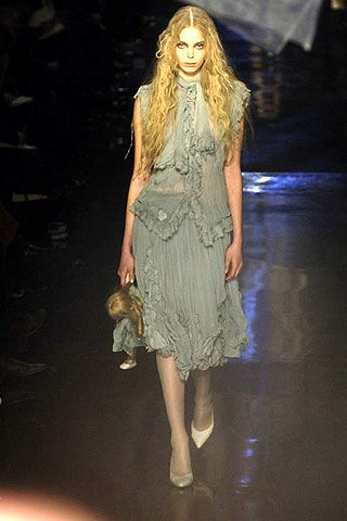 Jean Paul Gaultier Fall 2006 Ready-to-Wear Collections 0001