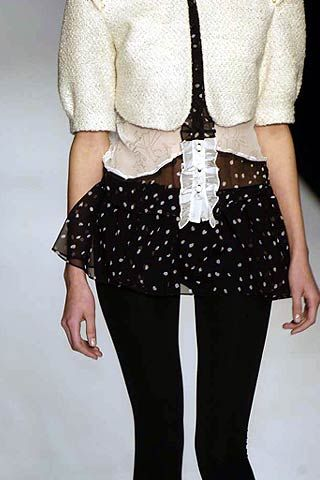 TataNaka Fall 2006 Ready-to-Wear Detail 0001