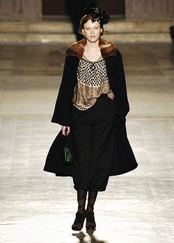 Dries Van Noten Fall 2005 Ready-to-Wear Collections 0001