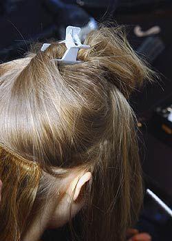 Chloe Fall 2005 Ready-to-Wear Backstage 0001