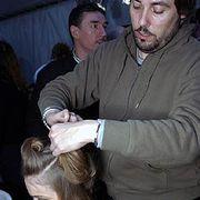 Celine Fall 2005 Ready-to-Wear Backstage 0001