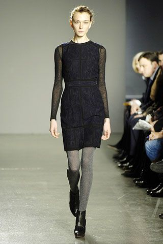 Proenza Schouler Fall 2006 Ready-to-Wear Collections 0001