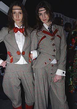 Kenzo Fall 2005 Ready-to-Wear Backstage 0001