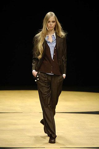 Paul Smith Women Fall 2006 Ready-to-Wear Collections 0001