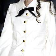 JeanLouis Scherrer Fall 2005 Haute Couture Detail 0001