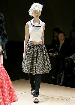 Junya Watanabe Fall 2005 Ready-to-Wear Collections 0001