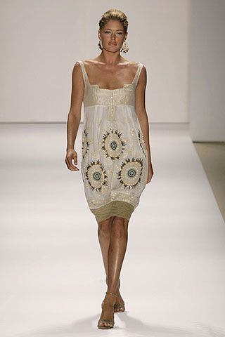 Nicole Miller Spring 2007 Ready-to-wear Collections 0001