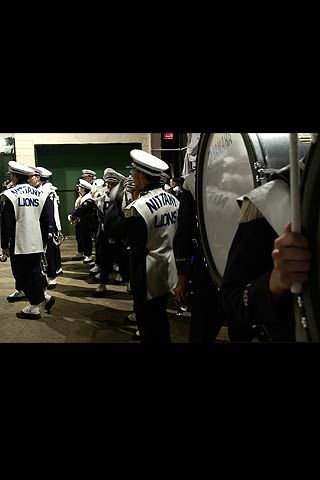 Uniform, Crew, Marching band,