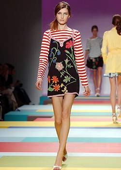 Cacharel Spring 2003 Ready-to-Wear Collection 0002