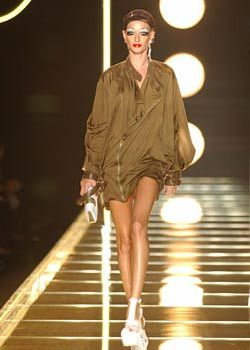 Christian Dior Spring 2003 Ready-to-Wear Collection 0001