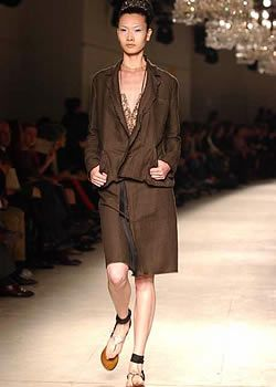 Lanvin Spring 2003 Ready-to-Wear Collection 0001