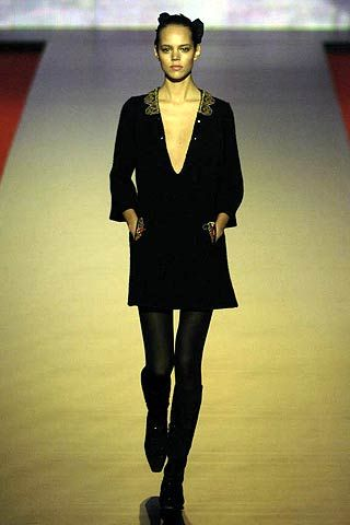 Christian Lacroix Fall 2006 Ready-to-Wear Collections 0001