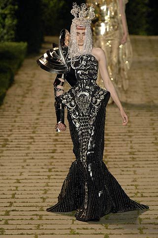 Christian Dior Fall 2006 Ready-to-Wear Collections 0001