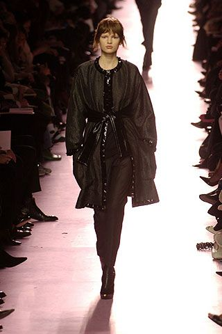 Yves Saint Laurent Fall 2006 Ready-to-Wear Collections 0001