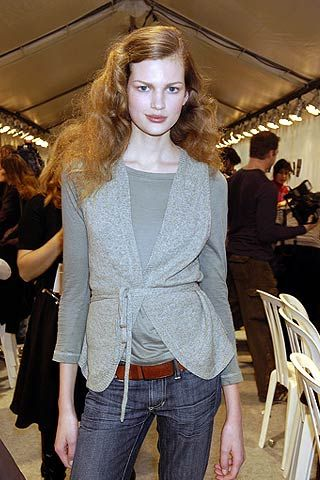 Sonia Rykiel Fall 2006 Ready-to-Wear Backstage 0001