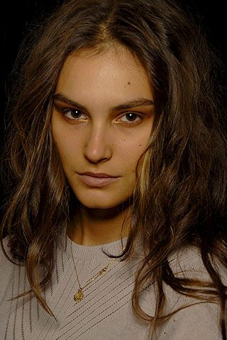 Alice Roi Spring 2007 Ready-to-wear Backstage 0001