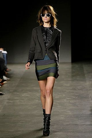 Proenza Schouler Spring 2007 Ready-to-wear Collections 0001